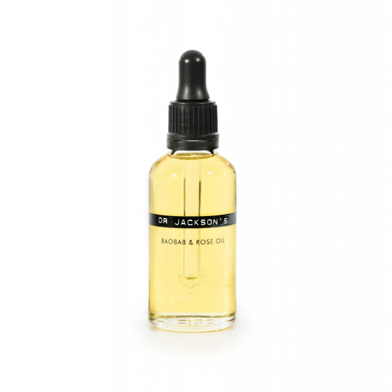 Baobab and Rose Oil 50ml
