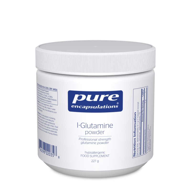 L-Glutamine Powder 227g