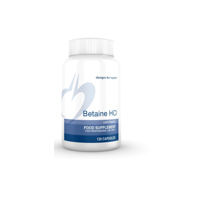Betaine HCL 120's