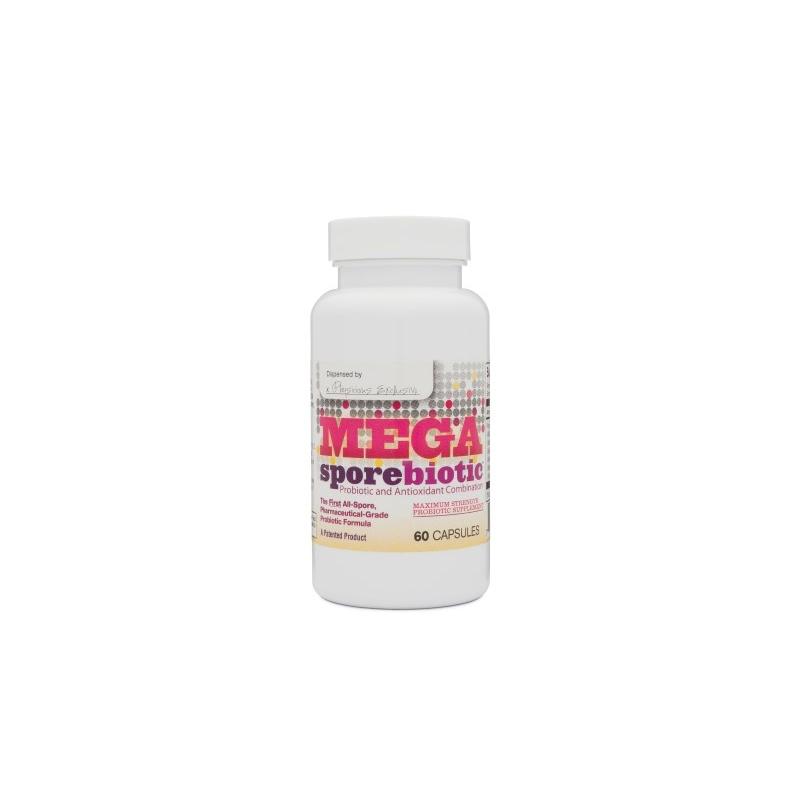 MegaSporeBiotic 60caps