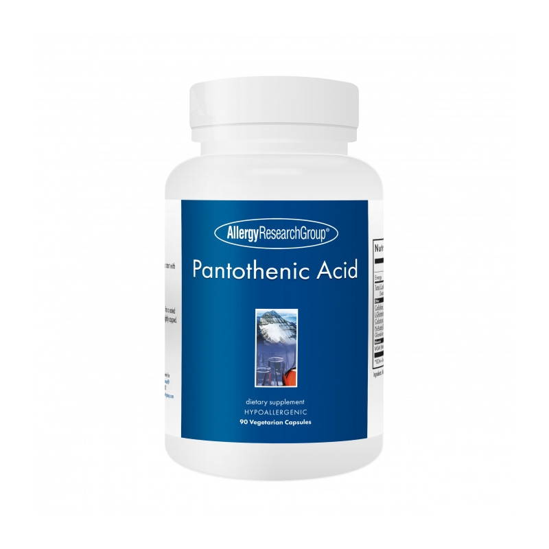 Pantothenic Acid vitamin B5 90tk