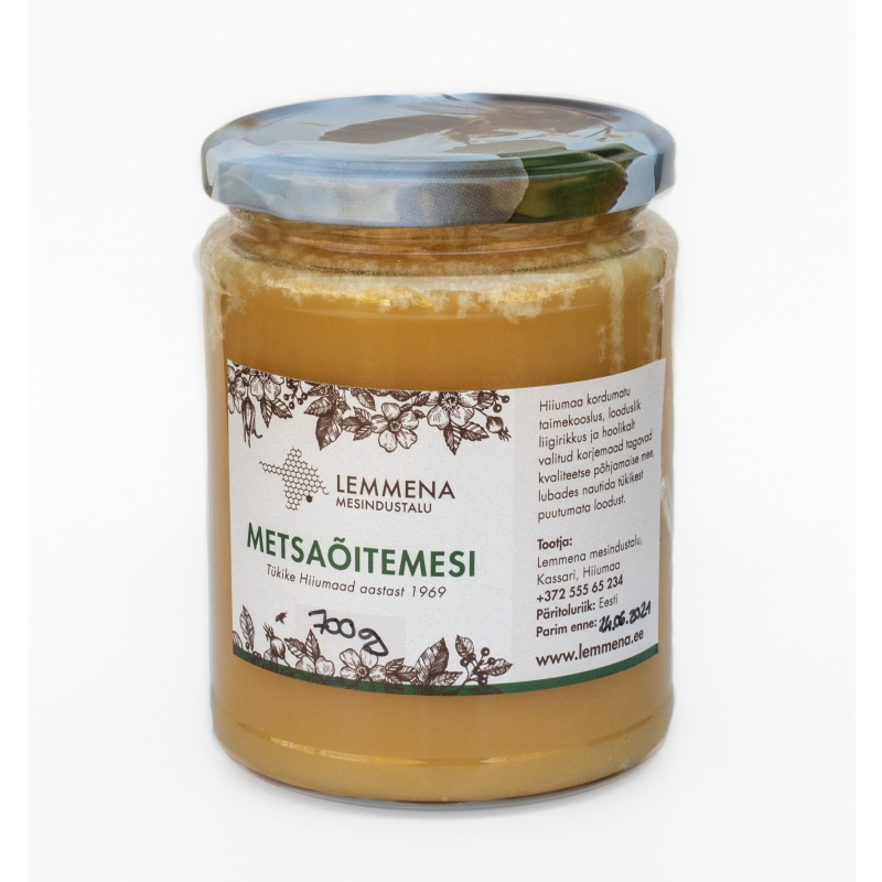Forest honey Lemmena farm 700g