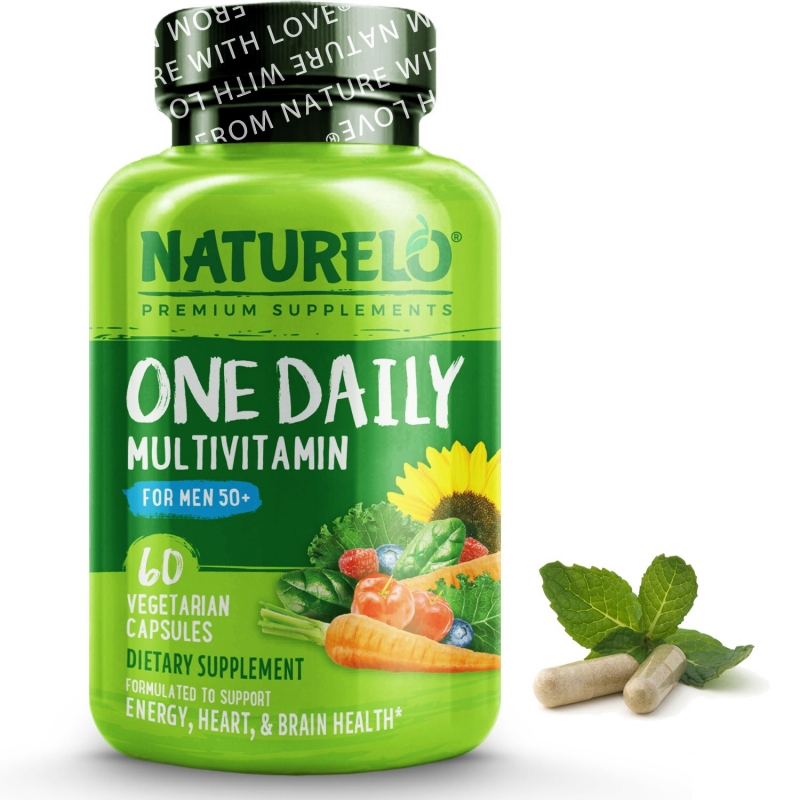 One Daily Multivitamin for Men 50+ 60tk