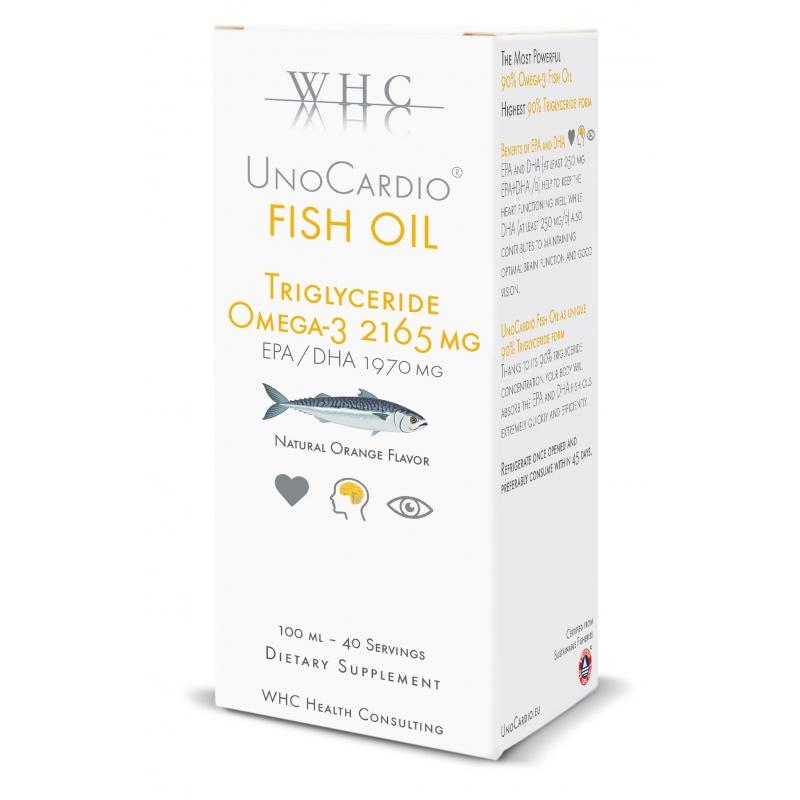 UnoCardio Fish Oil