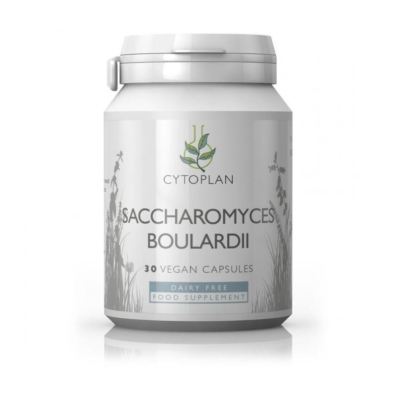 Saccharomyces Boulardii, 30 kapslit