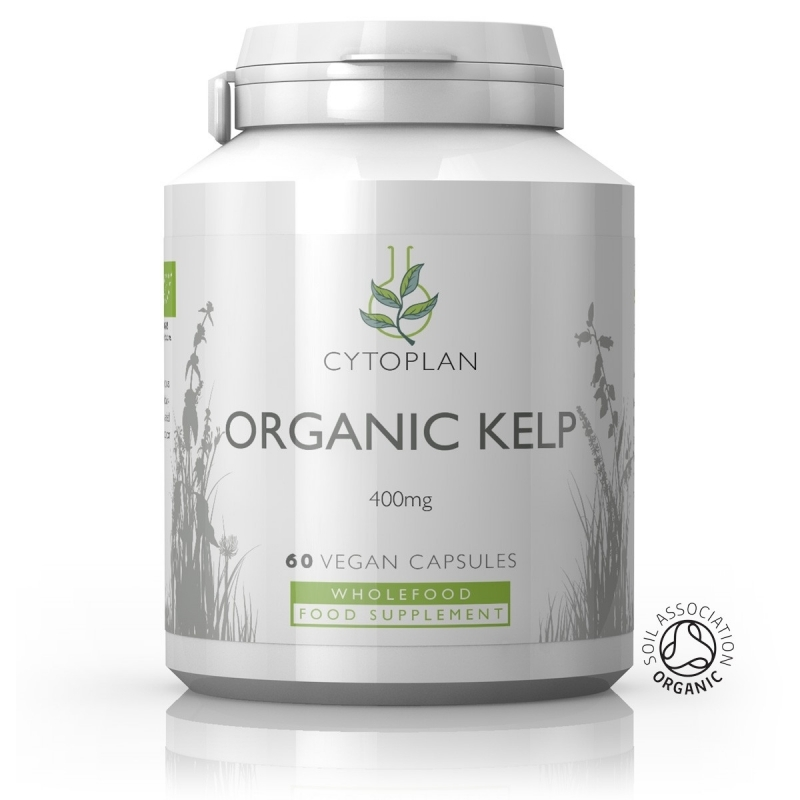 Organic Kelp, pruunvetikas