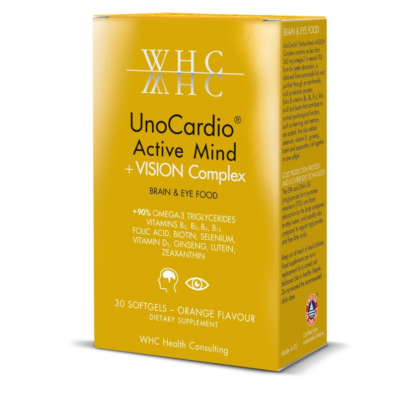 UnoCardio Active Mind