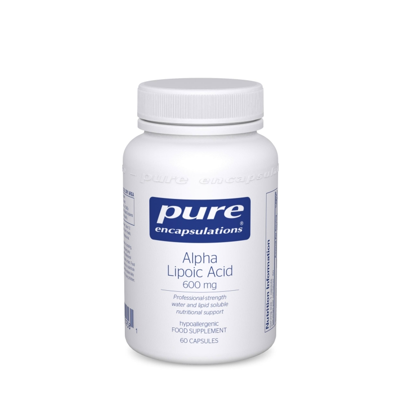 Alpha Lipoic Acid 600mg 60 tk