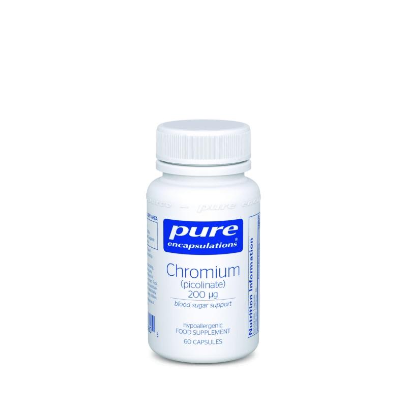 Chromium Picolinate  60tk