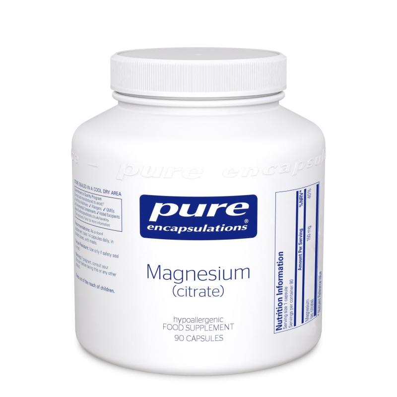 Magnesium citrate  90tk