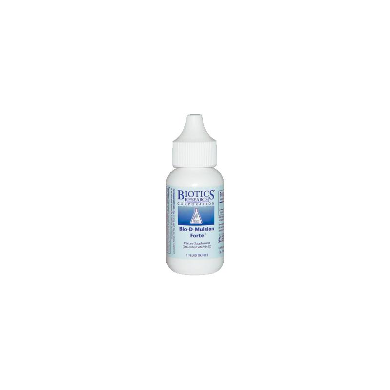 Bio-D-Mulsion Forte, vitamin D