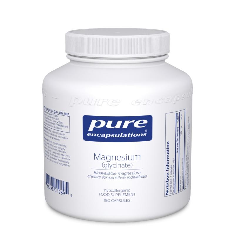 Magnesium glycinate  180caps