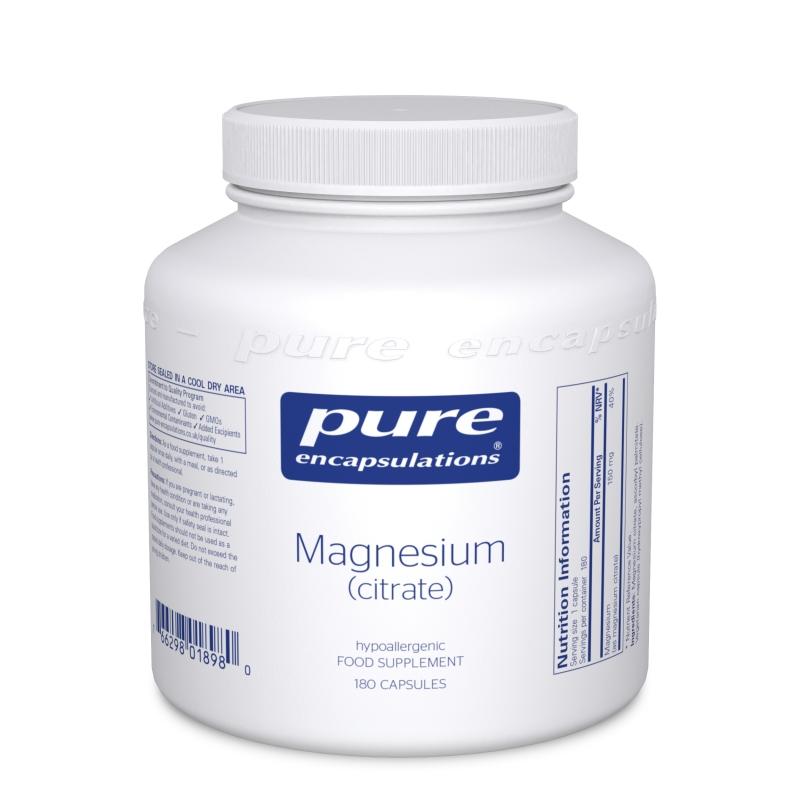 Magnesium citrate  180caps