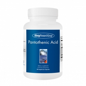 Pantothenic Acid vitamin B5 90's