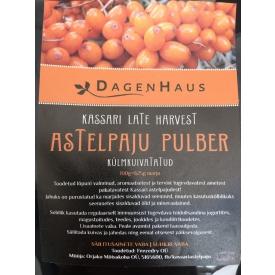 Astelpaju pulber Kassari Late Harvest 400g