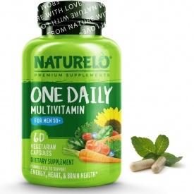 One Daily Multivitamin for Men 50+ 60caps
