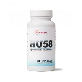 HU58 High Potency Bacillus Subtilis 60tk