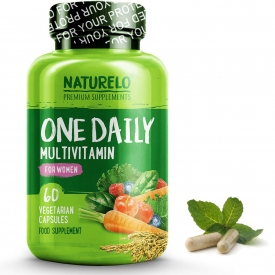 Women's One Daily Multivitamin 60caps