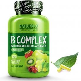 B Complex 120 Caps